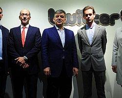 Abdullah Gül Google'ı gezdi - Politika