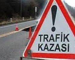 Diyarbakır'da Trafik Kazası: 2 Ölü