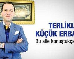 Fatih Erbakan terlikle röportaj verdi