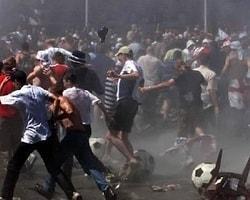 Arjantin Karıştı! Silahlar Konuştu