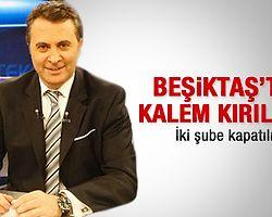 Beşiktaş'ta Küçülme Operasyonu Başlıyor