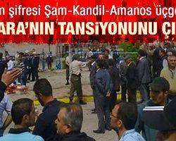 Ankara'nın Tansiyonunu Çıkar