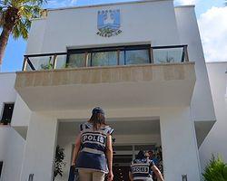 Bodrum Belediyesinde 15 Gözaltı