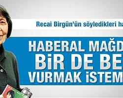 Rahşan Ecevit'ten çarpıcı açıklamalar