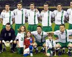 İrlanda Milli Takım Kadrosu Açıklandı