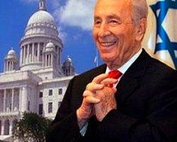 ABD'den Şimon Peres'e Madalya