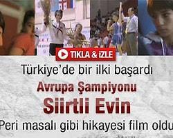 Siirtli Evin Demirhan'ın Büyük Başarısı Film Oldu-İzleyin