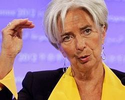 IMF Başkanı Lagarde vergi ödemiyor  - Dünya Ekonomisi- ntvms
