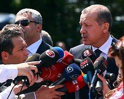 Erdoğan: 'Zulme Sessiz Kalamazdık'