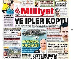 Gazetelerde Bugün / 31.05.2012