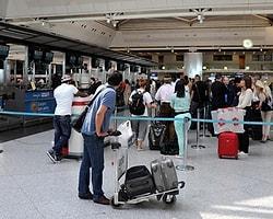 Atatürk Havalimanı'nda Eylem Sona Erdi