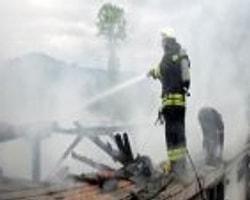Sakarya'da korkutan yangın