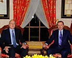 Erdoğan'dan Lübnan'a Destek