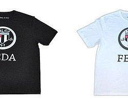 Çocuk Esirgeme Kurumu'na FEDA Tişörtleri Projesi