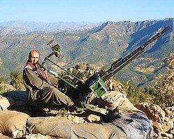 """Terörist: """"PKK'nın Cudi'de Ağır Makineli Doçkaları Var"""""""