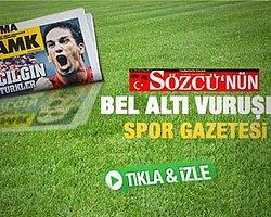 Sözcü'nün Yeni Spor Gazetesi AMK Çıkıyor