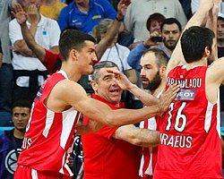Komşuda Zafer Olympiakos'un
