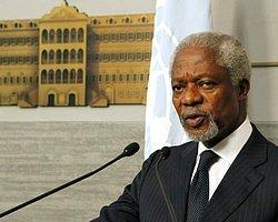 Annan: Topyekûn Savaş Yaklaşıyor