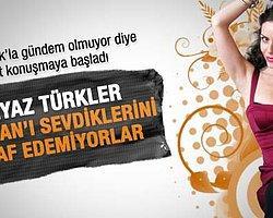 Karolin Fişekçi'den Başbakan Erdoğan'a Övgüler