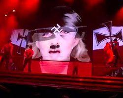 Le Pen'e Madonna Şoku