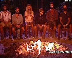 Survivor'da Adaya Veda Eden İsim Belli Oldu!