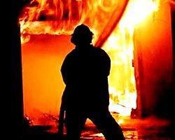 Uludağ Üniversitesi Hastanesi'nde Yangın