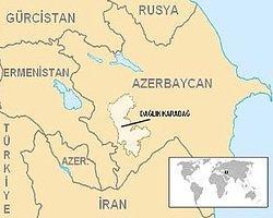 Azerbaycan-Ermenistan Hattında Çatışma