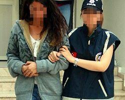 Alkollü Kadın Doktor Polisi Tokatladı