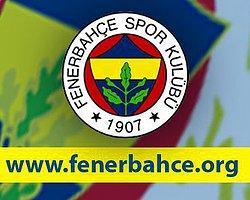 Fenerbahçe'den 'Şike' Süreci Hakkında Basın Açıklaması