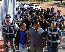 Cizre'de Uyuşturucu Operasyonu