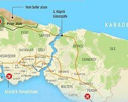 İşte İstanbul'un 3. Havalimanı