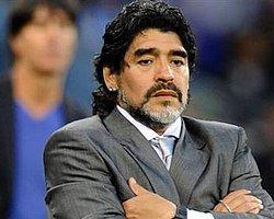 Maradona İsrail'i Kızdıracak