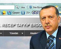 Şaka Değil Gerçek: 'erdogan.edu.tr'