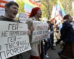 Moskova'da Eşcinsellere 100 Yıllık Yasak