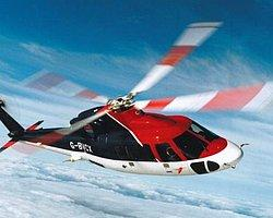 Peru'da, 14 Yolcu Taşıyan Helikopterle İrtibat Kesildi