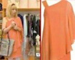 Gülistan'ın Elbisesi Sponsorluğu Bozdu