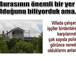Cumhurbaşkanı Gül'ün Babasının Evinde Hareketli Anlar