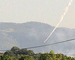 Bursa'da 'Uçak Düştü' Alarmı