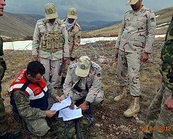 Türkiye-İran Sınırında Bir Erkek Cesedi Bulundu