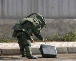 Hakkari'de Şüpheli Paket Alarmı