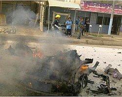 Bağdat'ta Patlama: 6 Ölü, 15 Yaralı