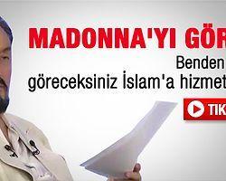 Adnan Oktar Madonna İle Görüşmüş - Video