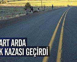 Bakan Art Arda İki Trafik Kazası Geçirdi!