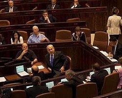 İsrail Meclisi 1915'i Görüştü!