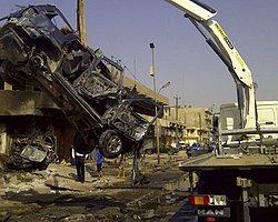 Irak Güne Bombalarla Uyandı