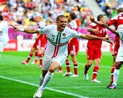 Portekiz Danimarka'yı Yendi