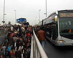 Mecidiyeköy Metrobüs Durağına Düzenleme