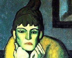 Picasso'nun Çalıntı Eseri, Parkta Bulundu