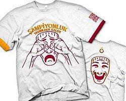 Fenerbahçe'yi Kızdıracak Tişört