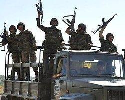 Suriye'de Şam Sakba'daki Operasyonlarda 20 Ölü